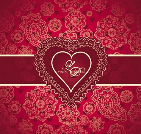 free vector valentines day free vector background