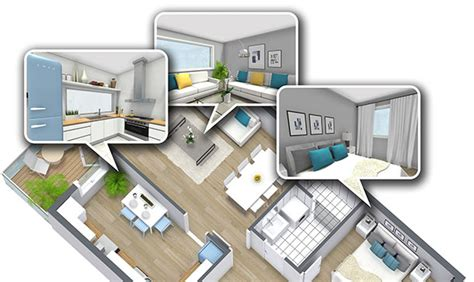 Home Design Simulator Online by Roomsketcher Visualizing Homes