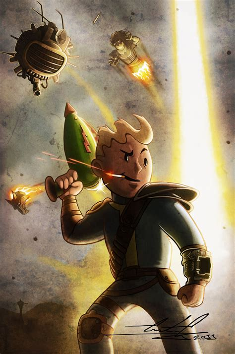 best fallout fandomfriday the best fallout fan you ll see this week