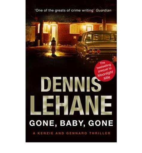 gone baby gone dennis lehane 9780857500519