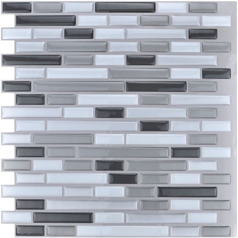 peel and stick peel and stick tiles kitchen backsplash tiles 12 x12 3d
