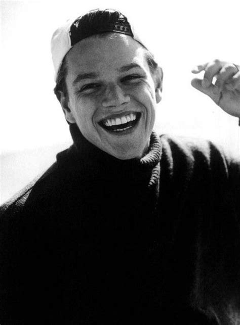 young matt damon | Tumblr