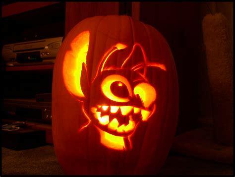 pumpkin carving stitch pumpkin carving 5 hrs by experiment720 on deviantart