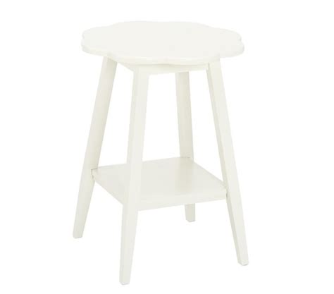 flower accent table flower accent table pottery barn kids
