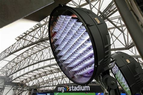 Stadium Lighting Fixtures Nrg Energy S Stadium Sustainability Efforts In Professional Football