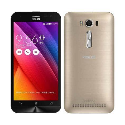 Hp Asus Zenfone 2 Laser 4g Lte jual asus zenfone 2 laser gold smartphone 16 gb 4g lte harga kualitas terjamin