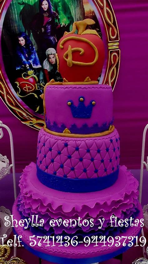 25 Best Ideas About Descendants Cake On Villains Descendants Dvd And by Best 25 Descendants Cake Ideas On Villains