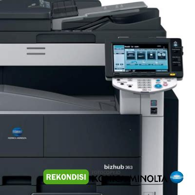 Mesin Fotocopy Konica Minolta harga mesin fotocopy konica minolta konica minolta biz