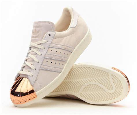 Sepatu Adidas Superstar Metal Thoe Original adidas originals superstar 80 s w metal toe available now the source