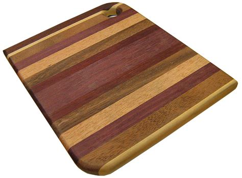 Multi Board cutting boards with tropical woods
