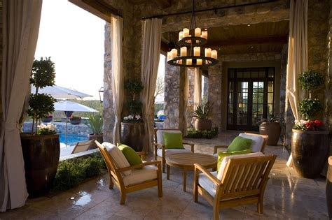 Luxury Mediterranean House Plans outdoor chandeliers for your special spring spots