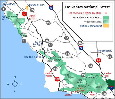 big sur map california map big sur