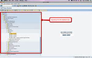 sap navigation tutorial sap gui navigation tutorial part 1 java training