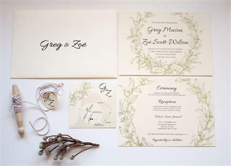 tuscan themed wedding invitations tuscan style wedding invitations