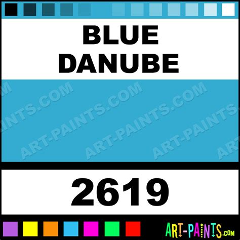 blue danube h2o spray paints 2619 blue danube paint blue danube color krylon h2o