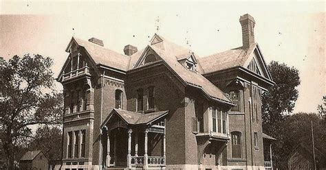 haunted houses in wichita ks the maurice w levy mansion at 204 north topeka in wichita ks was designed and built