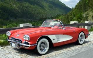 1958 chevrolet corvette exterior pictures cargurus