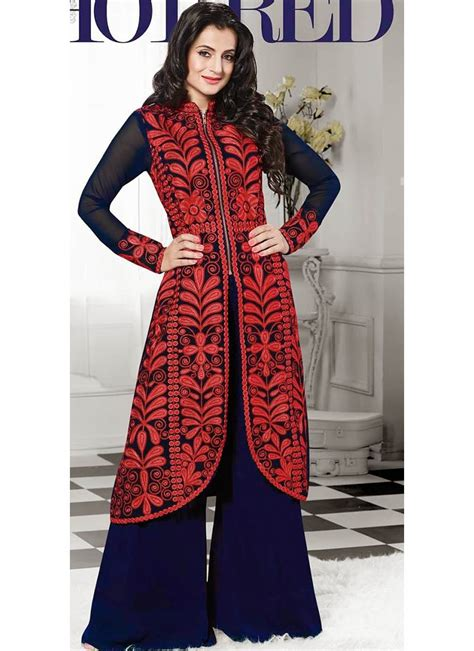 plazo disine plazo suits designs 2017 with price dresses images in pakistan