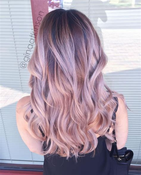 brunette hair gray riots 25 best ideas about dusty pink hair on pinterest ombre