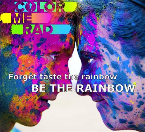 color me rad pictures color me rad 5k comes to richmond giveaway bird