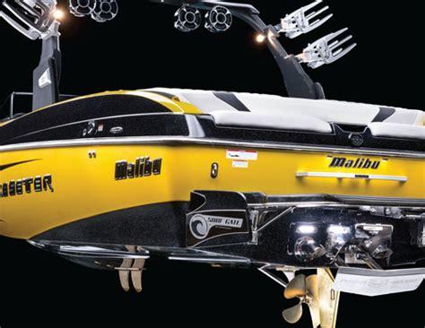 malibu boats hull designs position sensor helps make waves of fun