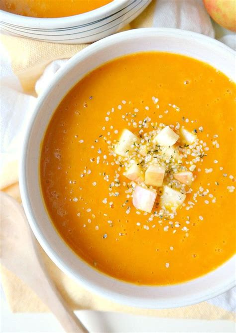 Detox Soup Squash by Cleansing Carrot Autumn Squash Soup Recipe Spicy