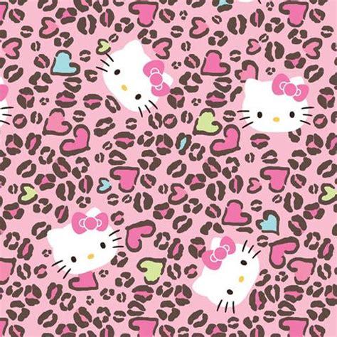imagenes de hello kitty en animal print animal print pink hello kitty buscar con google