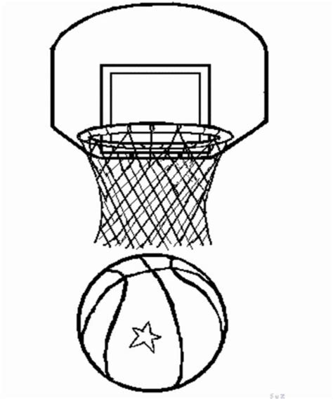 get this free basketball coloring pages 492367