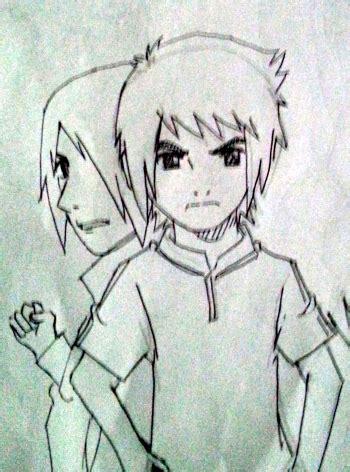 tutorial gambar karakter anime tutorial vector membuat karakter anime sendiri