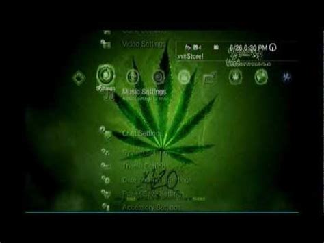 themes ps4 weed full download ganja screensavers ps3
