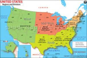 us map divided into 3 regions us regions map