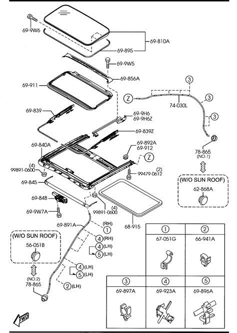 2010 mazda 3 door wiring diagram
