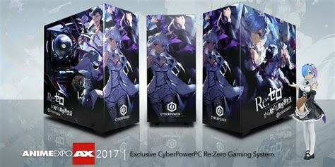 Gaming Pc Giveaway August 2017 - win re zero cyberpower gaming pc giveaway ww mommy comper