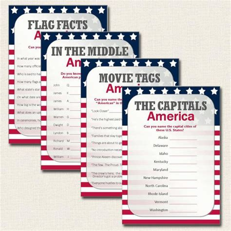 printable us flag quiz 10 best images about trivia on pinterest presidential