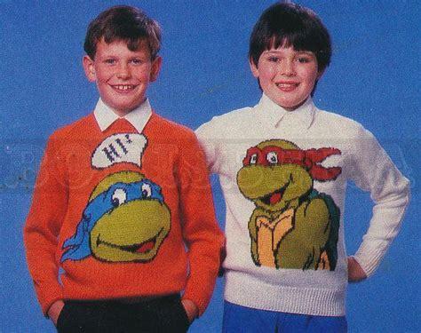 knitting pattern for ninja turtles jumper 333 best vintage crochet knitting images on pinterest
