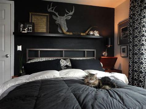 dark gray bedroom bedroom retreat roundup a gallery of art above the bed