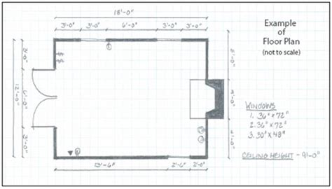 draw floorplan how to draw building plans house design