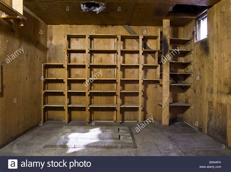 the cabin of ted kaczynski the quot unabomber stock photo