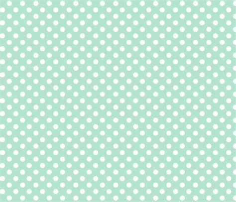 dot pattern material polka dots 2 mint green and white fabric by misstiina on