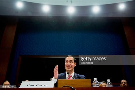 who is the secretary of housing and urban development hud secretary julian castro testifies before house financial services committee photos