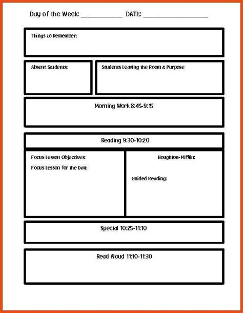 lesson plan template word doc lesson plan template word document carbon materialwitness co