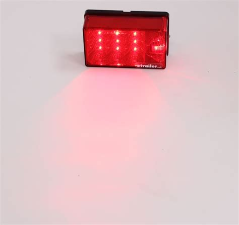 over 80 trailer lights led tail light for trailers over 80 quot wide 7 function