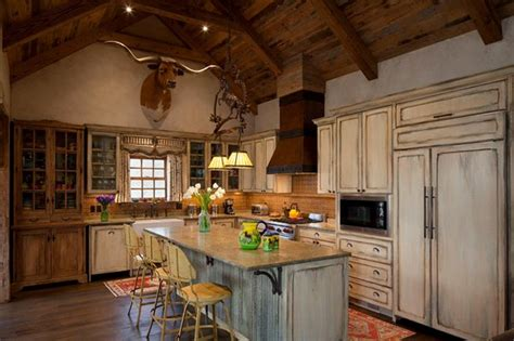 ranch kitchen remodel ideas 15 perfectly distressed wood kitchen designs home design lover