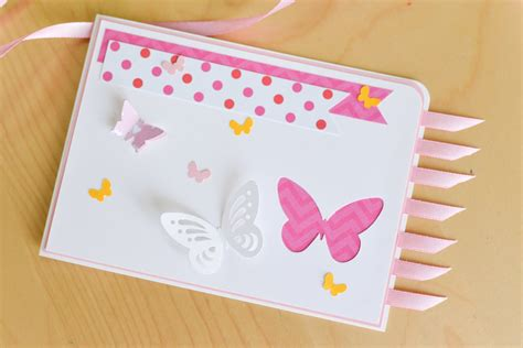 How To Make Paper Cards - birthday card create easy how to make a birthday card
