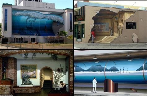 1001archives amazing 3d art murals john pugh murals art street pinterest murals and artists