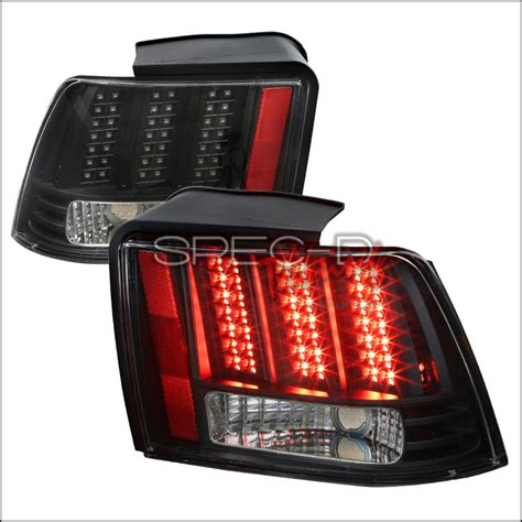 Mustang Tail Lights Bing Images