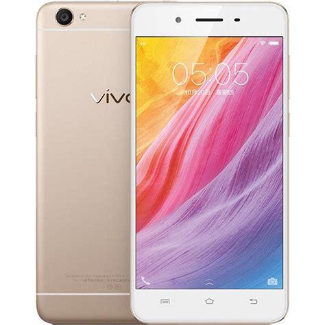 Vivo Y55 Smartphone 16 Gb2 Gb mobile phones y55 dual sim 16gb lte 4g gold 158610 vivo quickmobile quickmobile