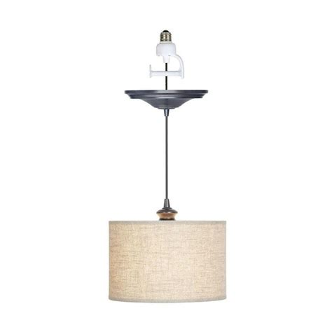 home decorators collection pendant lights home decorators collection emile 1 light bronze instant