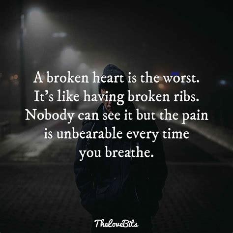 Broken Quotes