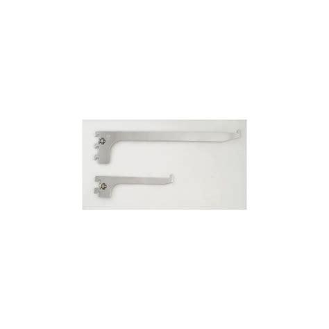 Display Kalung Akrilik Daun Putih Pajangan Perhiasan Kalung Wanit daun braket penyangga kaca stainless 30 cm grosir display